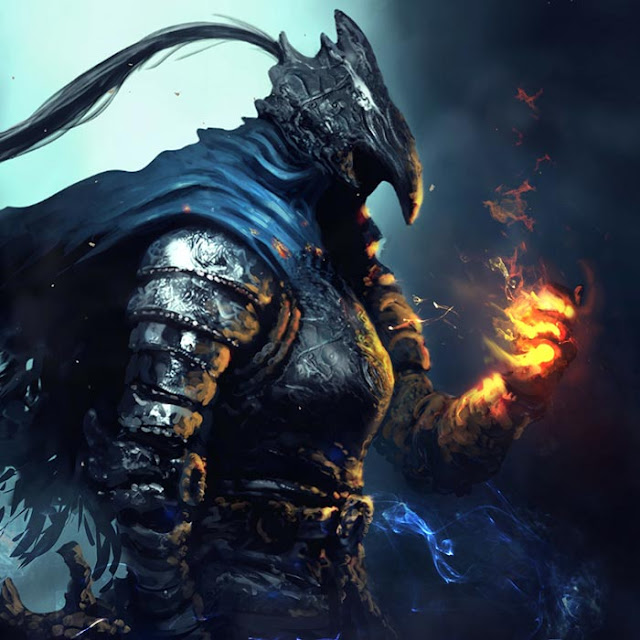 Artorias The Abysswalker Wallpaper Engine