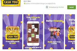 Tutorial Nuyul Aplikasi CashYou Via termux Android