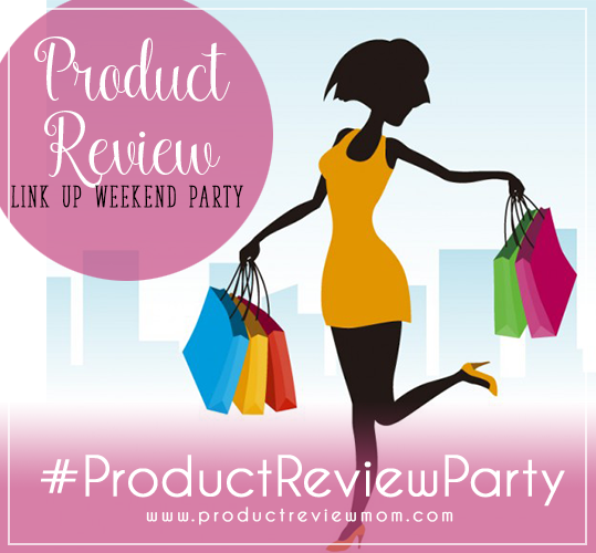 PRODUCT REVIEW WEEKEND LINK UP PARTY #PRODUCTREVIEWPARTY #184  via  www.productreviewmom.com