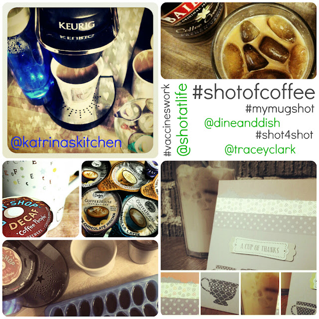 #ShotofCoffee from @KatrinasKitchen