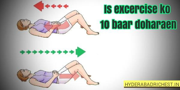 Kegel Exercises kaise kare