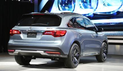 2017 Acura Mdx Refresh