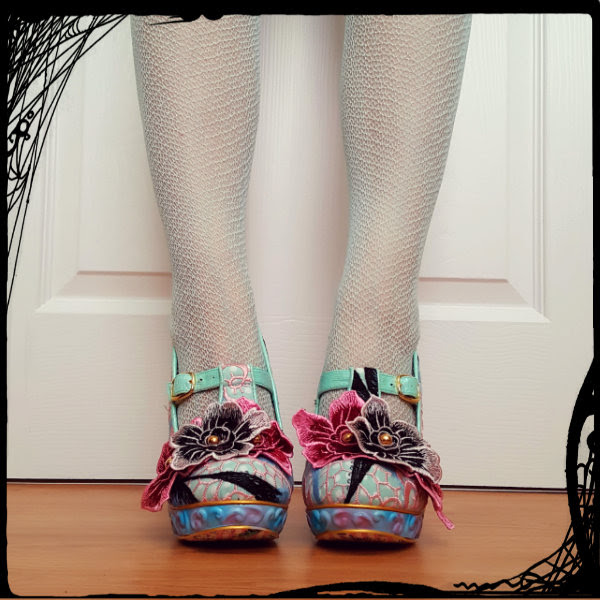 wearing irregular choice aquata front