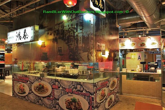 Kong Tai's, Lot 10 Hutong, Bukit Bintang, KL, Malaysia