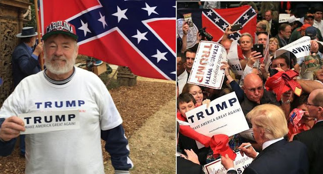 White Trump Supporter Gets Beaten And Car Stolen