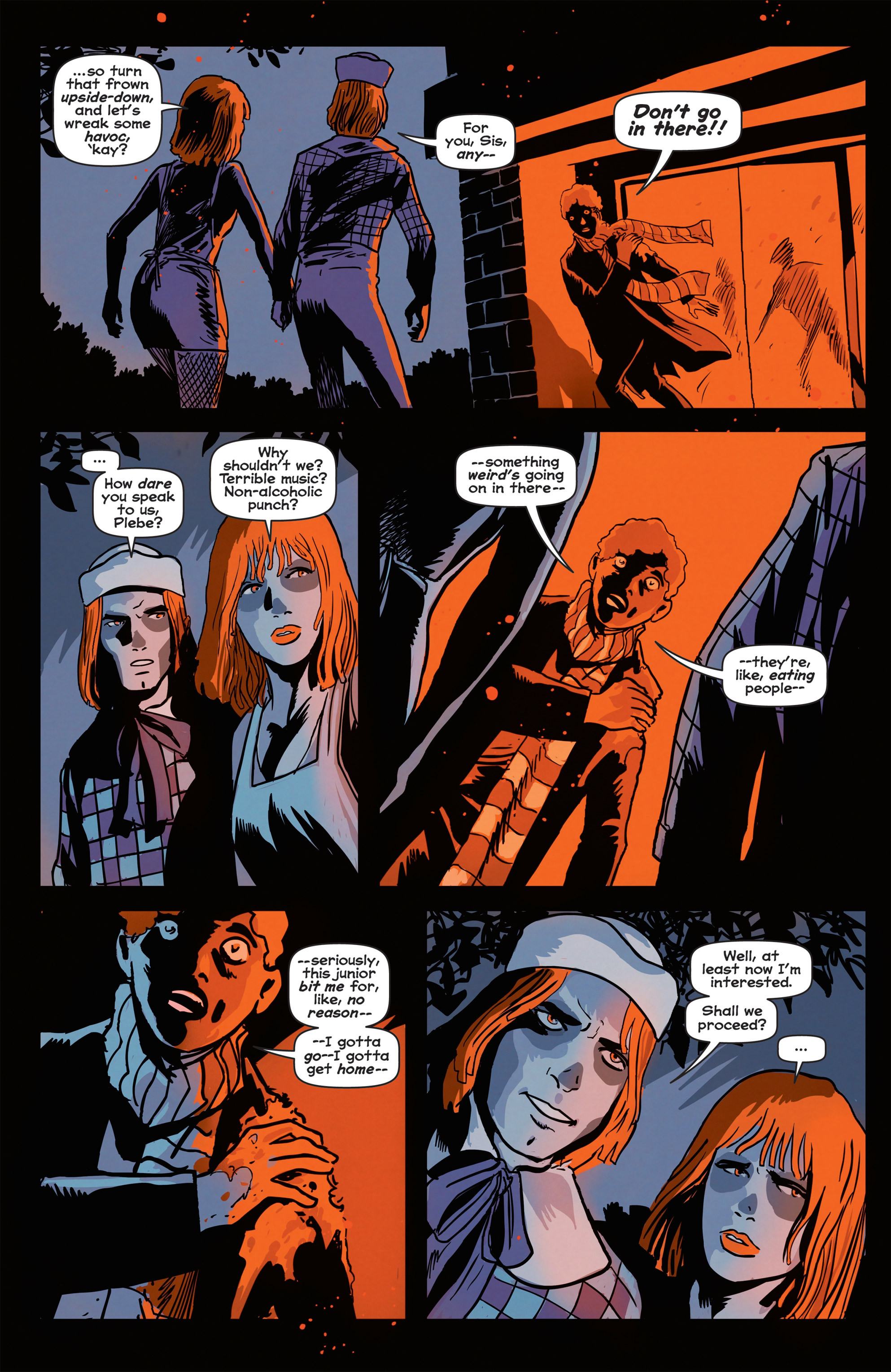 Read online Afterlife with Archie comic -  Issue #2 - 5