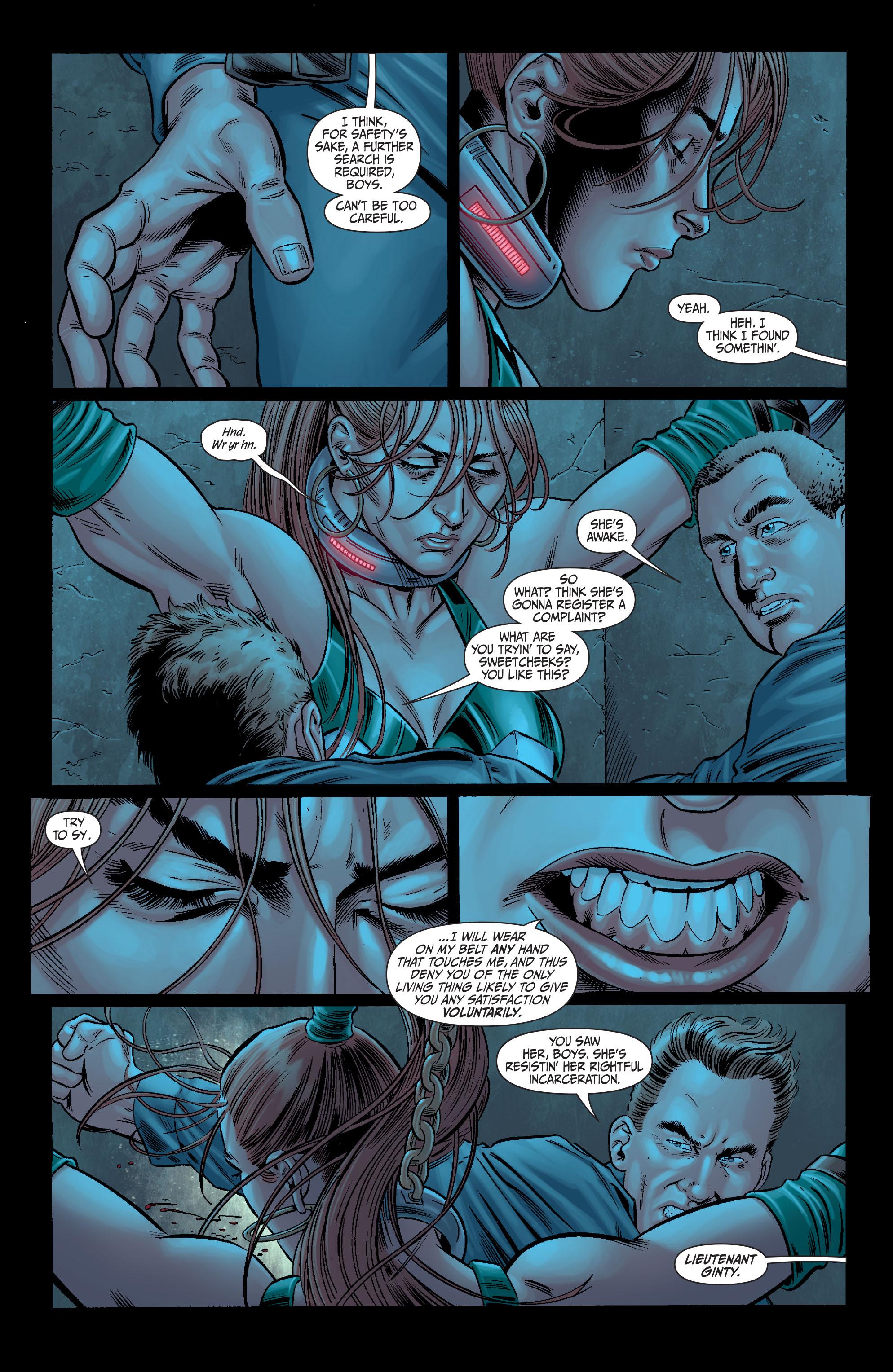 Read online Secret Six (2008) comic -  Issue #11 - 9