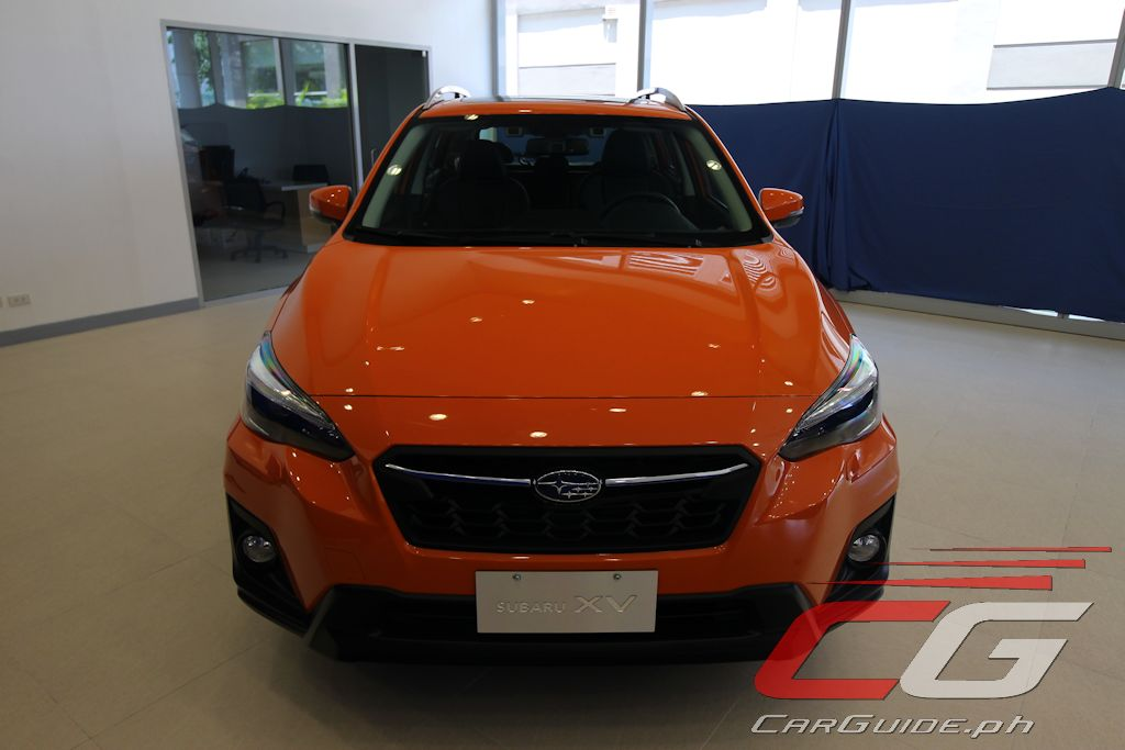 2018 subaru xv philippines. contemporary philippines 6040 splitfolding seats yes intended 2018 subaru xv philippines
