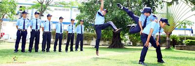 Đội ngũ bảo vệ Five Star Kim Giang