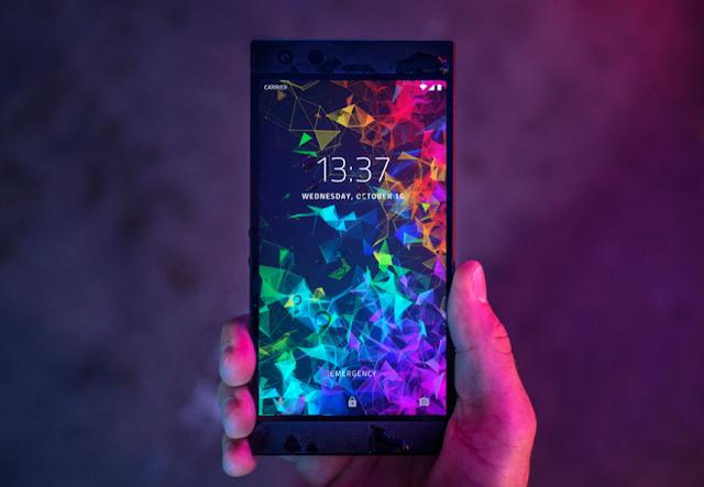 شركة Razer تكشف رسمياً عن الهاتف Razer Phone 2