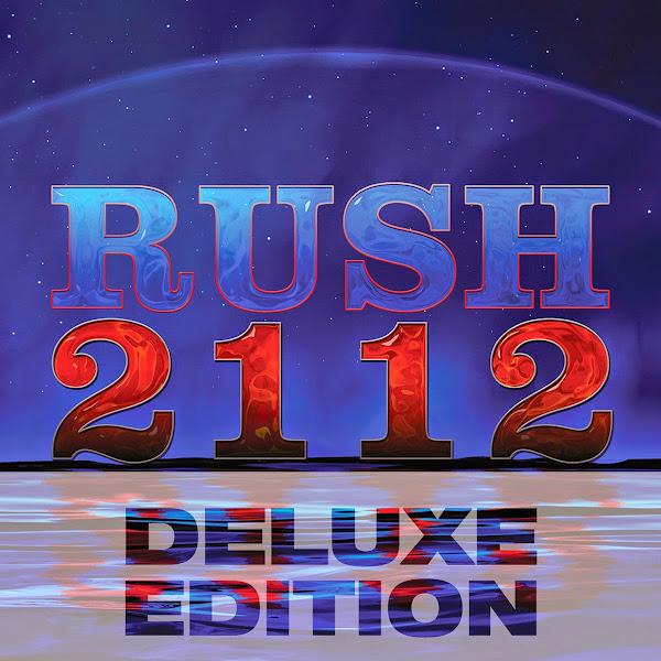 Rush - 2112 (Deluxe Edition) Cover