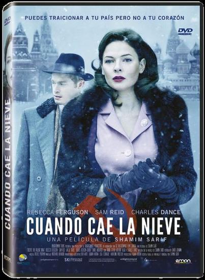 Cuando Cae La Nieve – Castellano, Inglés – DVD9
