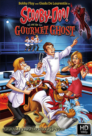 Scooby Doo And The Gourmet Ghost [1080p] [Latino-Ingles] [MEGA]