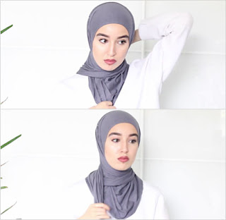 Wanita berjilbab ketika ini tak lagi dipandang dengan sebelah mata saja Tutorial Hijab Instan ala Imane Arsy Hijabers Swedia