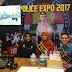 Duta Humas Polda Kalsel Meriahkan Pembukaan Police Expo 2017