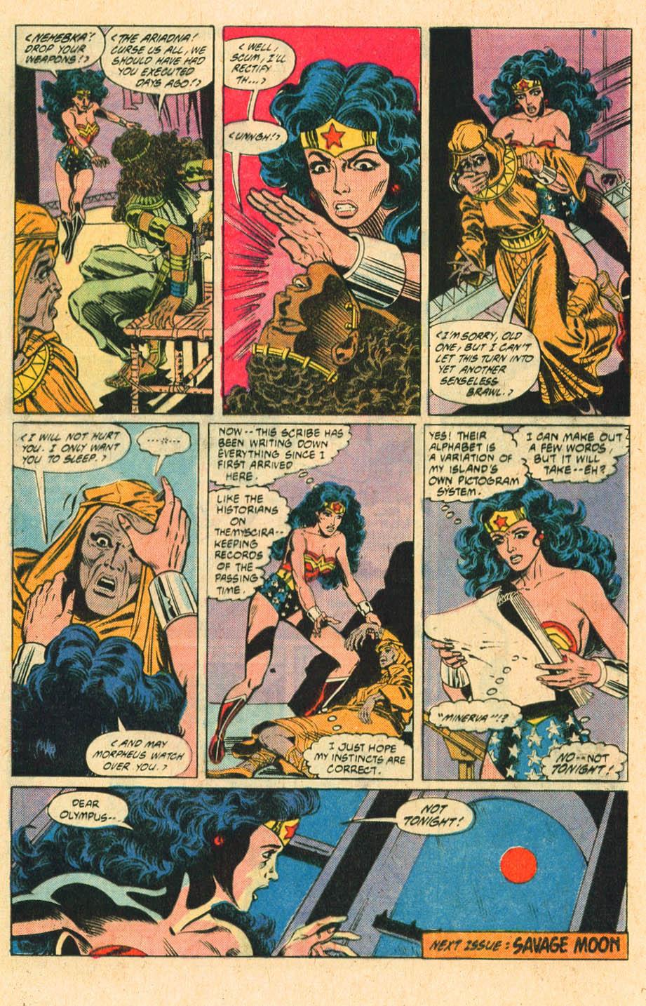 Read online Wonder Woman (1987) comic -  Issue #30 - 24