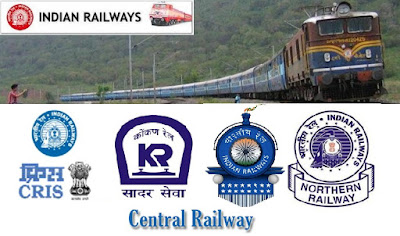 RRB, RRC & Other Railway Jobs Recruitment, Latest All Indian Railway Govt Jobs