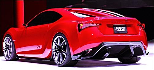 2017 Scion FR-S Price Specs Sport Coupe