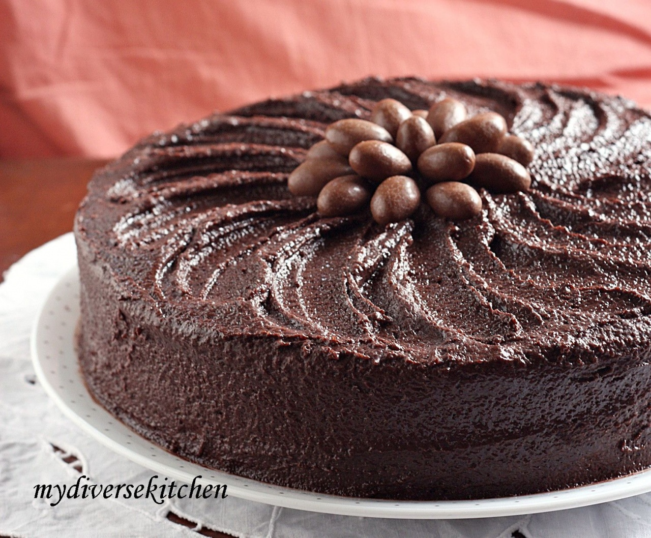 how to make a very easy chocolate cake