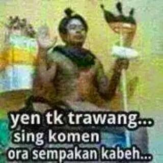 Kata Lucu Bahasa Jawa Ngapak Risa Yuliawan Download Gambar