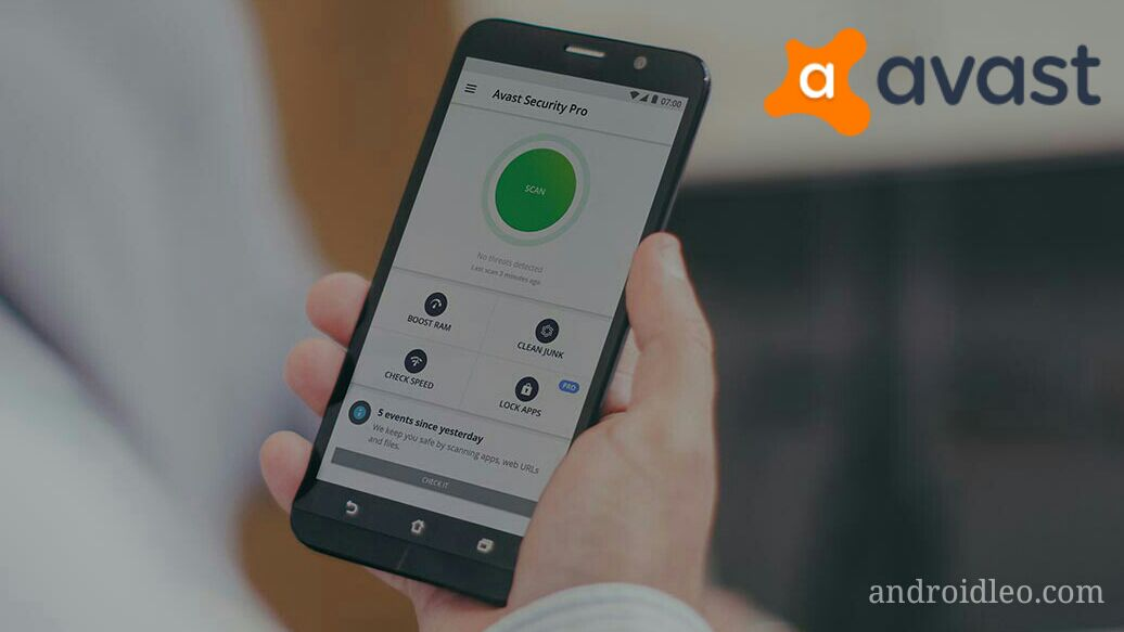 avast mobile slows down phone