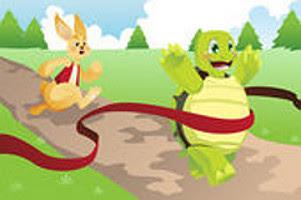 Parábola Sobre a Lebre e a Tartaruga