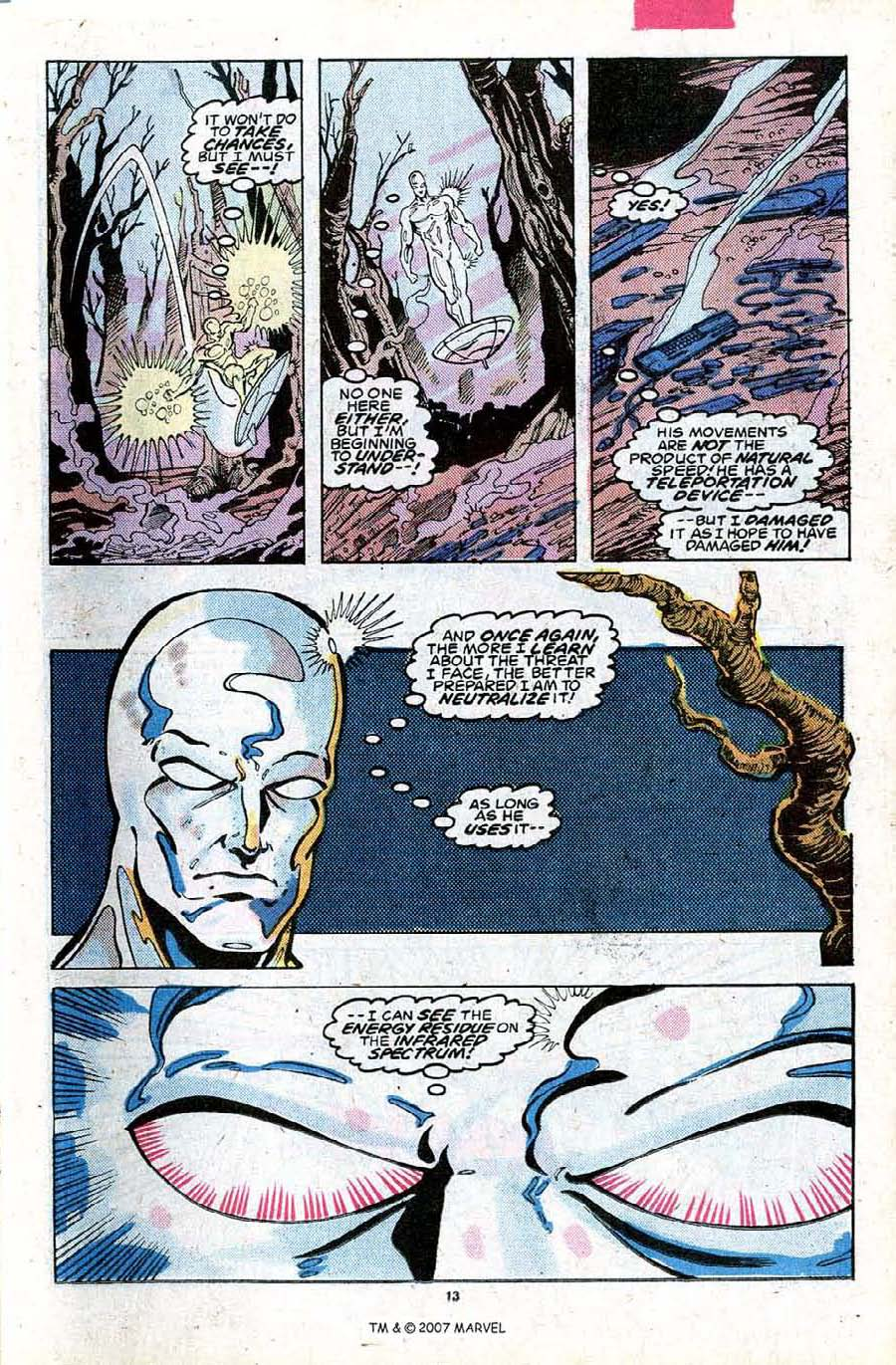 Read online Silver Surfer (1987) comic -  Issue #23 - 15