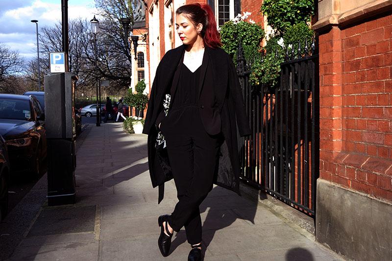 London Fashion Week 2016, London street, Kensington High Street, fashion, style, sloane sqaure, Saatchi gallery, blogger,