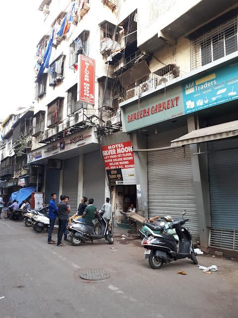 Hotel Silver Moon - Bombay