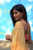 HeyAndhra Hebah Patel Latest Photos in Half Saree HeyAndhra.com