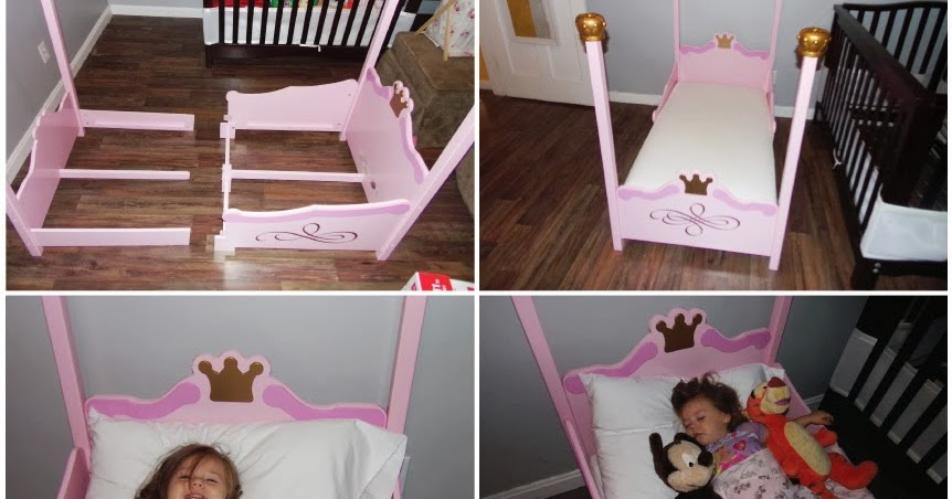 KidKraft Toys & Furniture: Princess Toddler Bed Review By