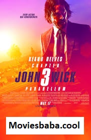 Download John Wick Chapter 3 Parabellum (2019) Movie 480p HDRip 1080p | 720p | 300Mb | 700Mb | ESUB