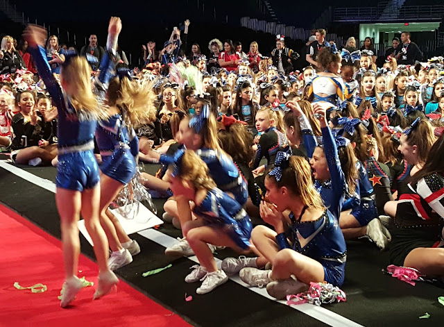 Cheer Power Southern Nationals Awards - Texas Rockstars Mini 1