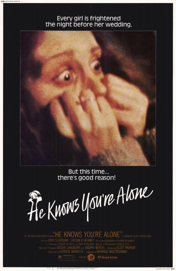 31 days of horror  october 5th  he knows you u0026 39 re alone  1980