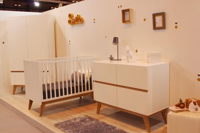Dormitorio infantil de estilo nórdico - Trama
