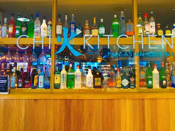 chi kitchen, oxford street