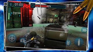 Battlefield Combat Black OPS 2 Mod Apk Unlimited Money