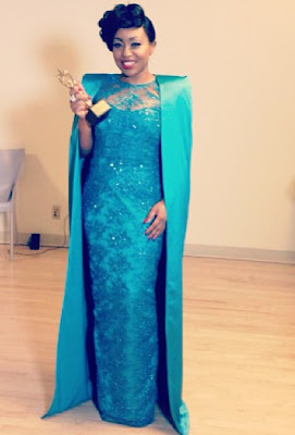 rita dominic wins award best actress
