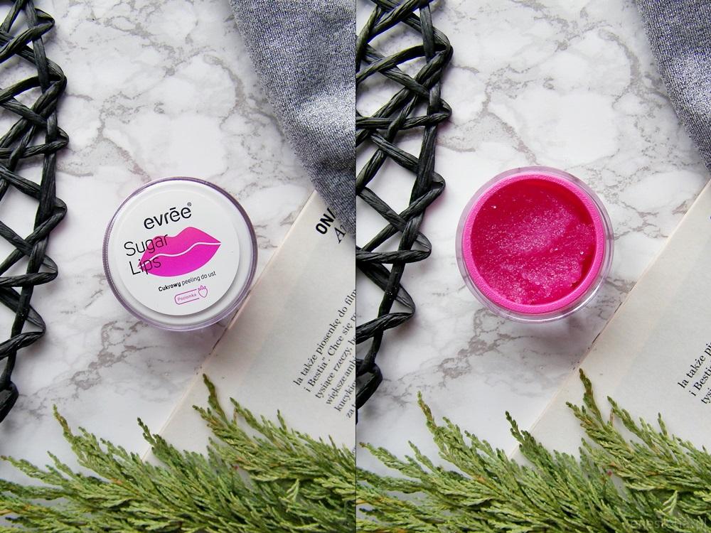 Ulubieńcy | Evree Sugar Lips cukrowy peeling do ust