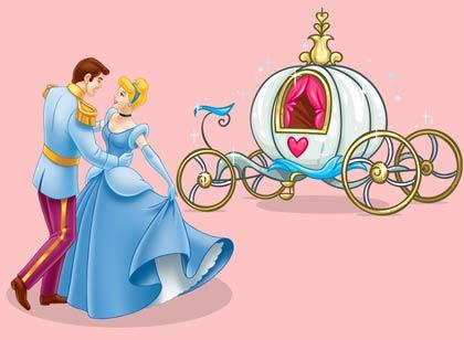 dongeng bahasa Inggris singkat Cinderella