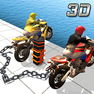 Chained Bikes Racing 3D APK