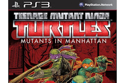 TMNT Mutants In Manhattan PS3 Fix Cfw 3.41 3.55 4.21+