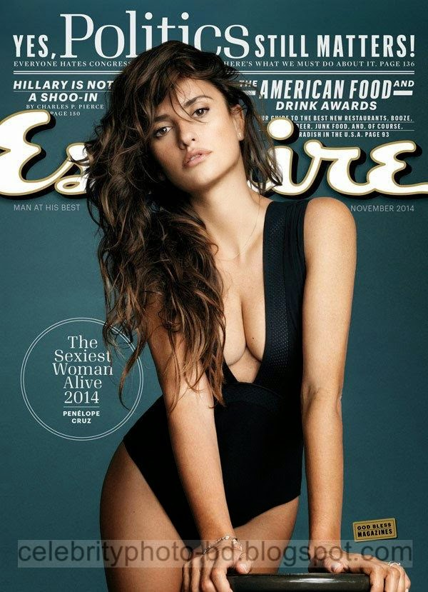 High Quality Photos Of Penélope Cruz Sexiest Woman Alive 2014