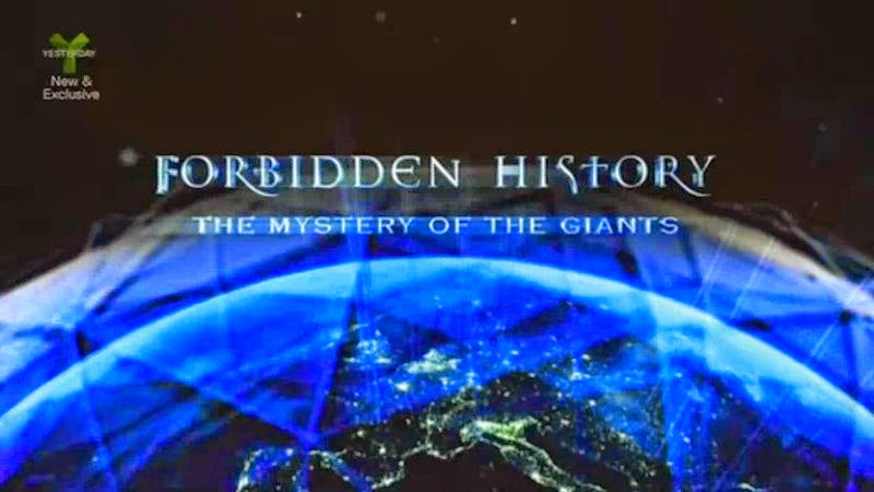 The Mystery Of The Giants