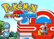 Pokemon Attack Defense