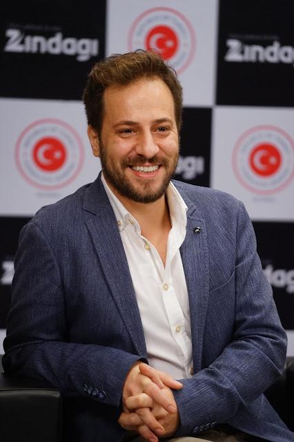 Kaan Tasaner plays Erdoğan Yaşaran in Fatmagul