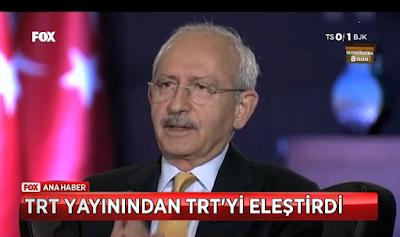 TRT Yayınında TRT'yi böyle eleştirdi