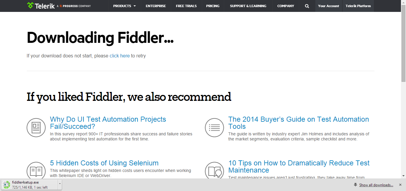 Fiddler Download 2