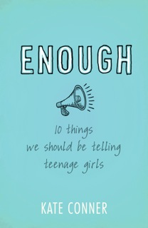 Enough by Kate Conner book cover #10things