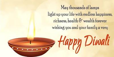 Happy Diwali Text Msg